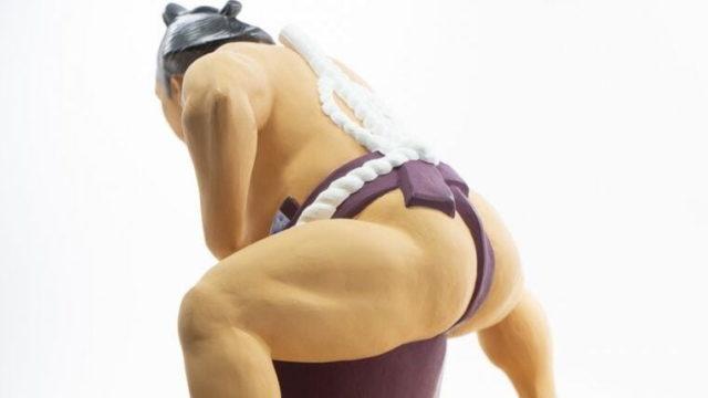 力士フィギュア
